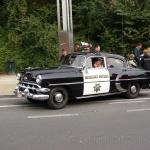 25 septembre 2010. 4e rassemblement des anciens véhicules de police