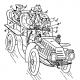 1903 : Déjà l'idée de la ceinture de sécurité