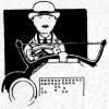 1910: Une poupée gonflable pour disuader les voleurs !