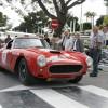 L'arrivée du 19e Tour Auto Optic 2000
