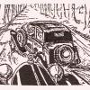 1933: Tout existait, même la muflerie au volant !
