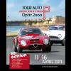 20e édition du Tour Auto Optic 2000, du 11 au 16 avril 2011