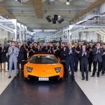 Lamborghini Murciélago: C'est fini