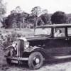 La 8cv de 1933, dernière Citroën à propulsion