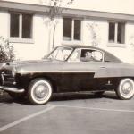 1962: Mr De Meire roulait en Fiat 1100 Pininfarina