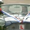L'Aston Martin s'invite au mariage