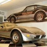 A vendre Chevrolet Corvette 1978, 13 miles au compteur !