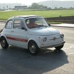 Rallye Fiat 500 à Mantoue