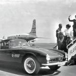 50 ans après sa sortie, La BMW 507 inspire toujours la famille Z!