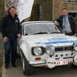 RAC DE PAIR 2012: D'Hoe-Vanoverschelde vainqueurs surprises