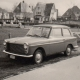 L'Austin A40 Farina de Paul Prion