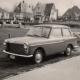 L'Austin A40 Farina de Paul Prion