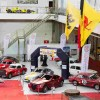 Des voitures du Belgian Tour exposées à Autoworld