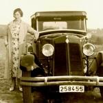 La Renault de Grand' Tante