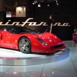 Décès de Sergio Pininfarina, grand maître du design