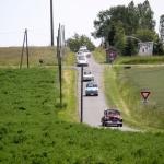 Route Nationale 7 : 12e édition en 2012