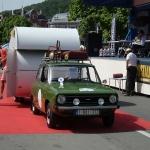 Spa 2012 : 1250 véhicules sans airco!