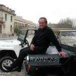 Franck Alamo, constructeur automobile