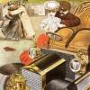 1906 : Encore  des enlèvements en automobile