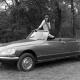 Jane Birkin en cabrio DS…