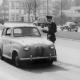 1953. La police de Bruxelles en action
