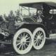 Une auto à 8 roues, le rêve de Milton Reeves