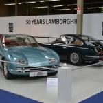 Expo Lamborghini à Autoworld : 50 ans d'histoire