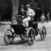 La voiture électrique de Santos-Dumont