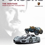 Ferdinand Porsche à Autoworld: the heritage from electric to electric