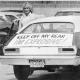 Il y a 36 ans : Les malheurs d'une voiture explosive…