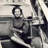 Lauren Bacall aimait les belles voitures