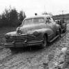 Louie Mattar et sa Cadillac : 12.041 kilomètres sans s'arrêter !