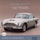 100 ans d'Aston Martin à Autoworld-Brussels