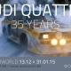 L'Audi Quattro fête ses 35 ans à Autoworld