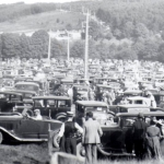Francorchamps 1935, côté parking