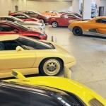 Une chance unique de posséder toute la collection Bertone