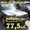 Taxe de circulation et écotaxe pour les wallons : DU DELIRE ! (mise à jour: 20/03/17)