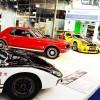 Des Muscle Cars exposés à Autoworld