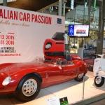 A voir en cette fin d'année : «Bella macchina italiana» à Autoworld