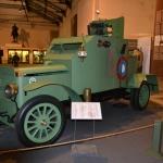 Guerre 14-18 : L'odyssée des autos-canons belges en Russie