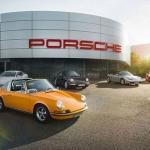 Porsche va choyer ses « anciennes »