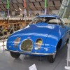 1955 : Le sculpteur Jacques Brown s'attaque à Bugatti