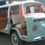 Combi VW T2: volé, retrouvé… démonté