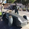 Depuis 2003, Juan Manuel Fangio bronze à Monaco