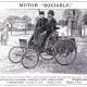 En 1896, un fou roule à 13 km/h!