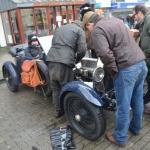 Les véhicules anciens en Belgique: Le point en 2017