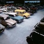 Citroën Heritage fait du rangement