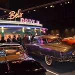 """American Dream Cars and Bikes, the Golden Years"" à Autoworld jusqu'au 28 janvier 2018"