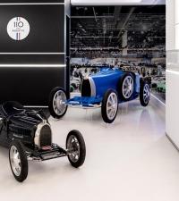 Bugatti: Présentation de la Baby II pour fêter les 110 ans de la marque