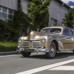 Škoda présent pour la 3e fois au Zoute Concours d'Elégance
